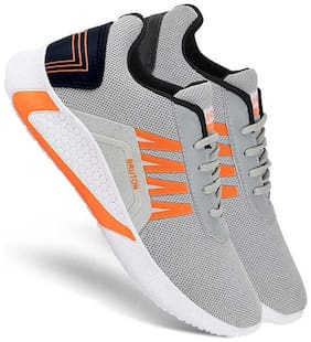 SD516 Running Shoes For Men ( Grey )