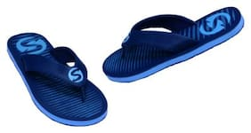 Sukun Men Blue Flipflop