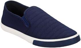 Super Matteress Men Blue Casual Shoes - BLUE - 1017