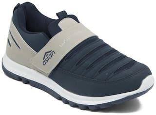 Asian Men Superfit Running Shoes ( Blue )