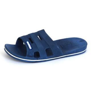 SVAAR Men Blue Sliders