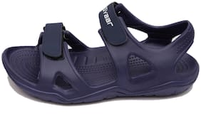 SVAAR Men Navy Blue Floaters