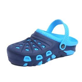 SVAAR Men Blue Sandals & Floaters
