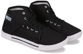 Swiggy Women Black Sneakers