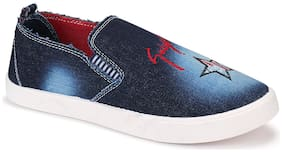 Casual Shoes For Men ( Blue )