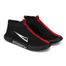 Swiggy Men Running Shoes ( Black )