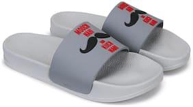 Men Flip-Flops ( Grey )