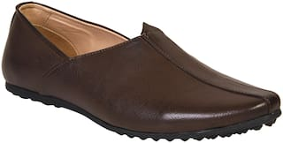 Tanny Shoes Men Brown Casual Shoes