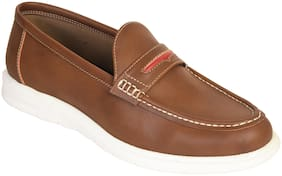 Tanny Shoes Men Brown Casual Shoes - 719-036