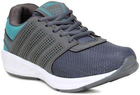 Columbus Grey Men Running Shoes