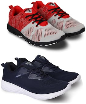 TPENT Men Multi-Color Casual Shoes - RUNNING SHOES - TCOM-104-09-107-04