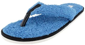 Travelkhushi Men Blue Flipflop