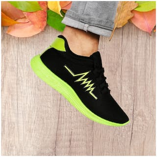 TREADFIT Men Black Casual Shoes - TDC0077