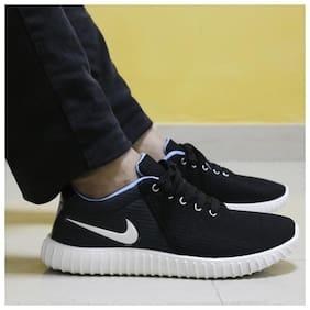 TREADFIT Men Black Casual Shoes