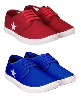 TREADFIT Men Multi-color Sneakers - Tdc0026_tdc0027