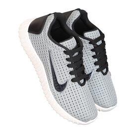 TREADFIT Men Grey Walking Shoes