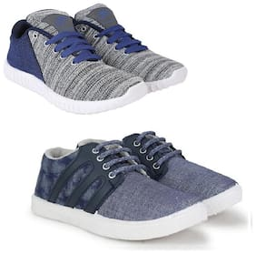 Men Multi-Color Classic Sneakers
