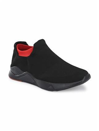 Trendigo Men Black Casual Shoes - 116