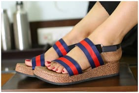 Imported Multi-Color Women's Flats & Sandals
