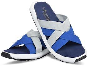 Men Flip-Flops ( Blue )