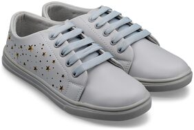 TRENDY LOOK Women Grey Sneakers