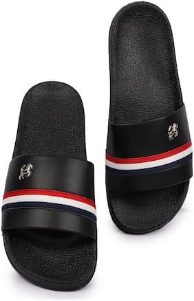 Men Sliders ( Black )
