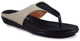 Trilokani Women Beige Sandals