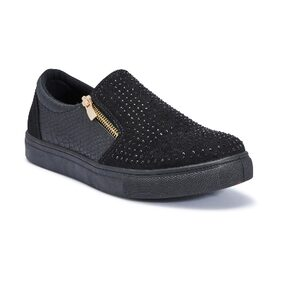 Truffle Collection Women Black Casual Shoes