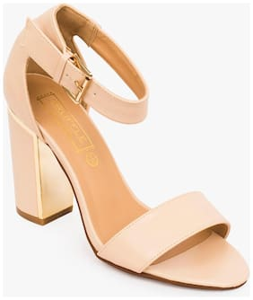 Truffle Collection Pink Heels