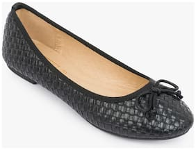 Truffle Collection Women Black Bellies