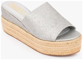 Truffle Collection Silver Wedges