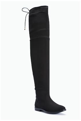 c67bbd50398 Truffle Collection Black Boots