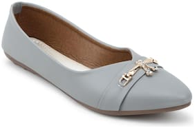 Tryfeet Women Grey Bellies