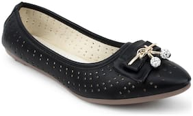 Tryfeet Women Black Bellie