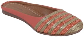 Tryfeet Women Brown Bellies -