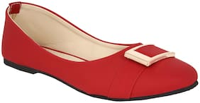 Tryfeet Women Red Bellie