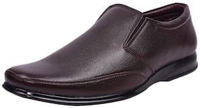Twin Men Brown Formal Shoes