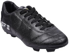 Twin Men Football Shoes ( Black )