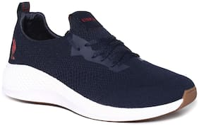 U.S. Polo Assn. Men Running Shoes ( Blue )
