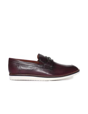 U.S. Polo Assn. Men Red Loafer