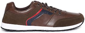 U.S. Polo Assn. Men Running Shoes ( Brown )