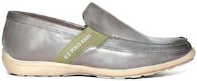 U.S. Polo Assn. Men Green Casual Shoes