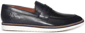 U.S. Polo Assn. Men Blue Loafer
