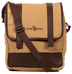U.S. Polo Assn. Messenger   Sling Bags Prices  7969f70265af7