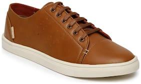 U.S. Polo Assn. Men Brown Sneakers