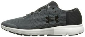 Under Armour Men Running Shoes ( Grey )
