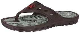 Unistar Men Brown Flipflop