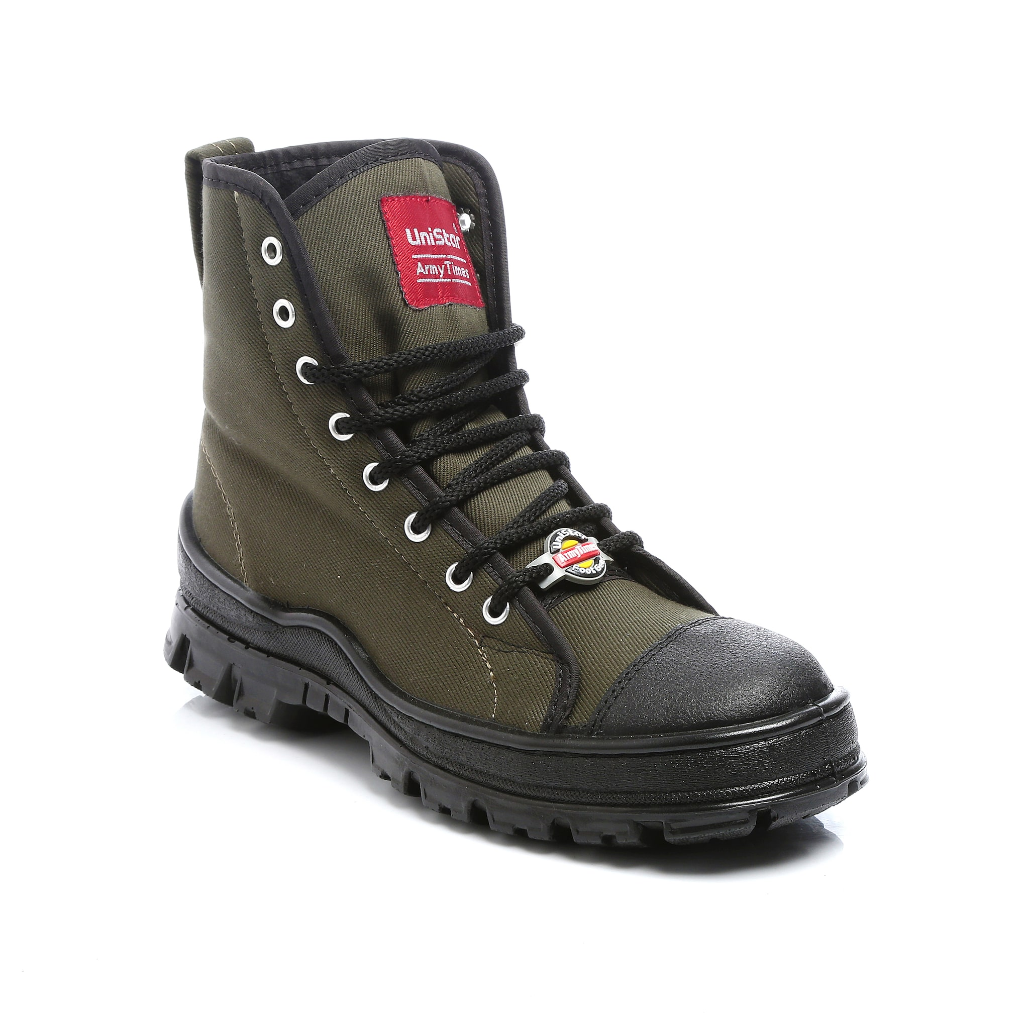 97d01a1bf4f4 Buy Unistar Men Green Boot Online at Low Prices in India - Paytmmall.com