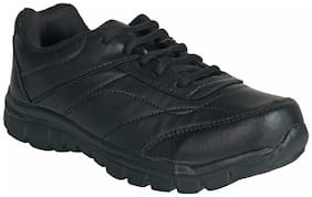 Unistar Men Running Shoes ( Black )