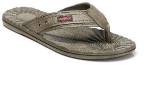Unistar Green Slippers